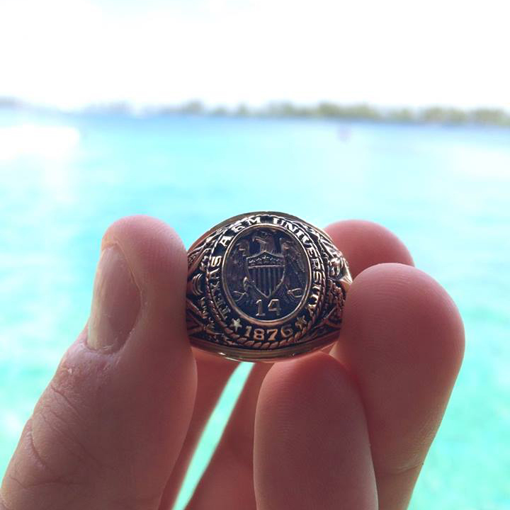 Keep Your Aggie Ring Safe On Spring Break