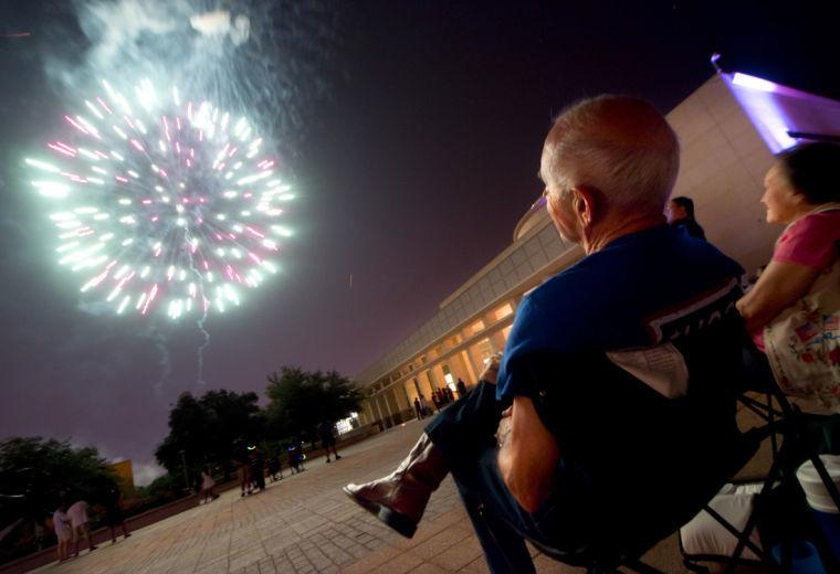 Celebrate Fourth Of July In Aggieland