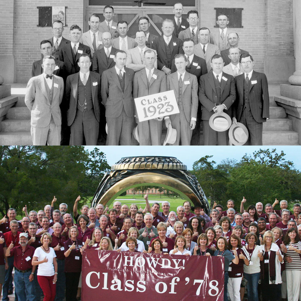 Connecting Aggies For 140 Years