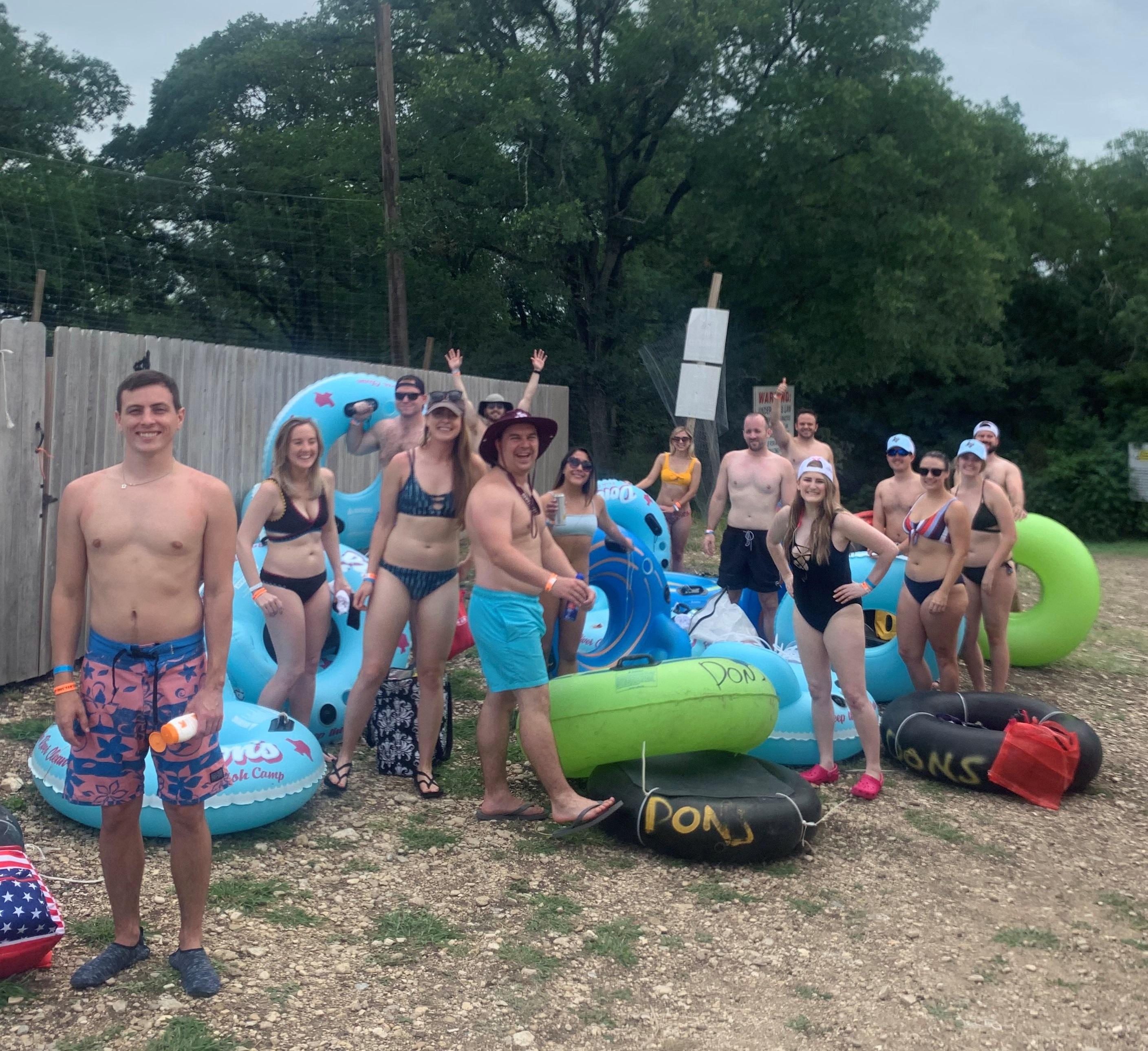 Aggies Float Through Summer With A&M Clubs