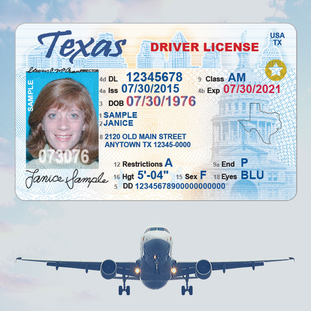 Flying In U.S.? Check Your Driver's License For A Star