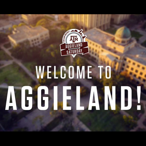 Bring Future Students Feb. 8 To Aggieland Saturday