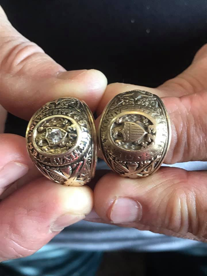 Lost Aggie Ring Found After More Than 25 Years