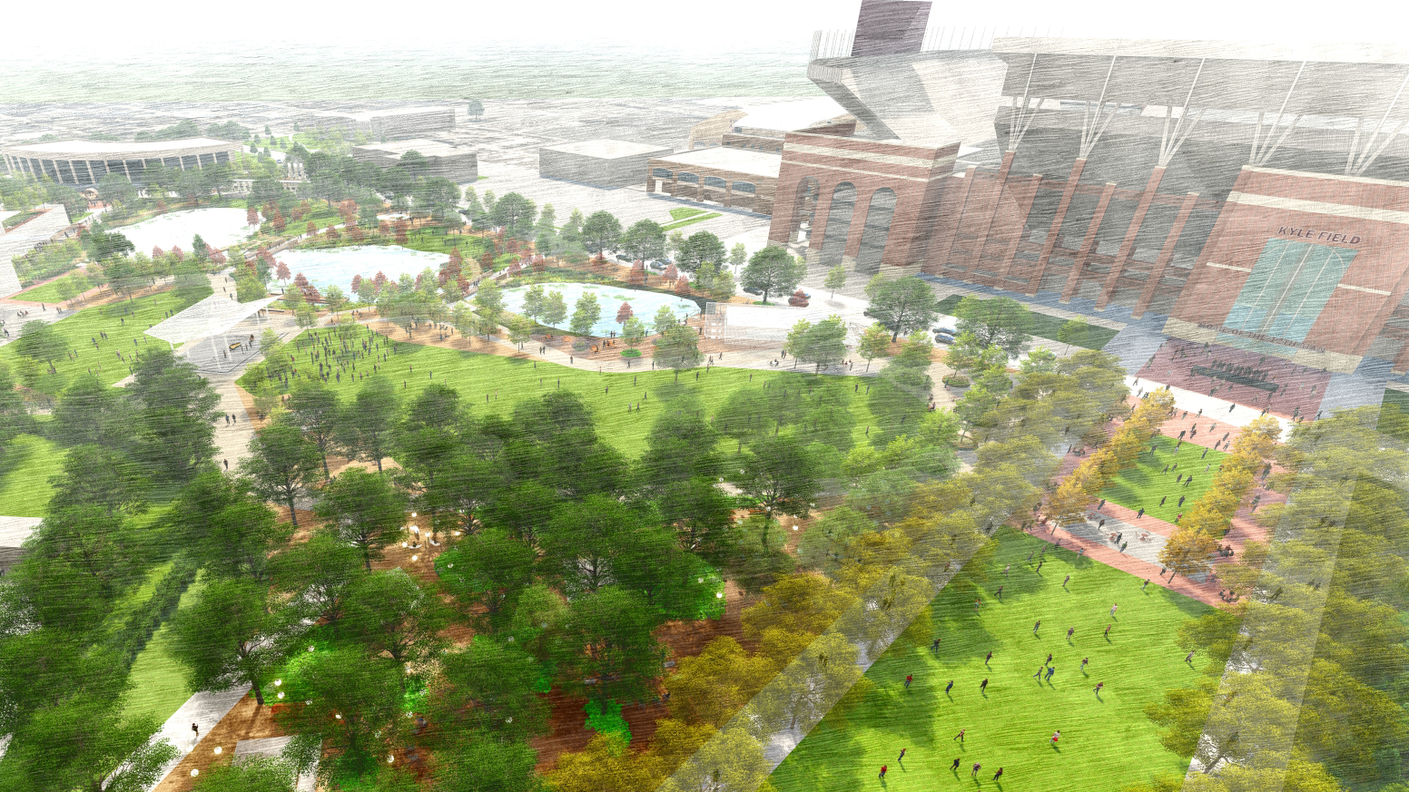 Aggie Park Project To Commence In Spring
