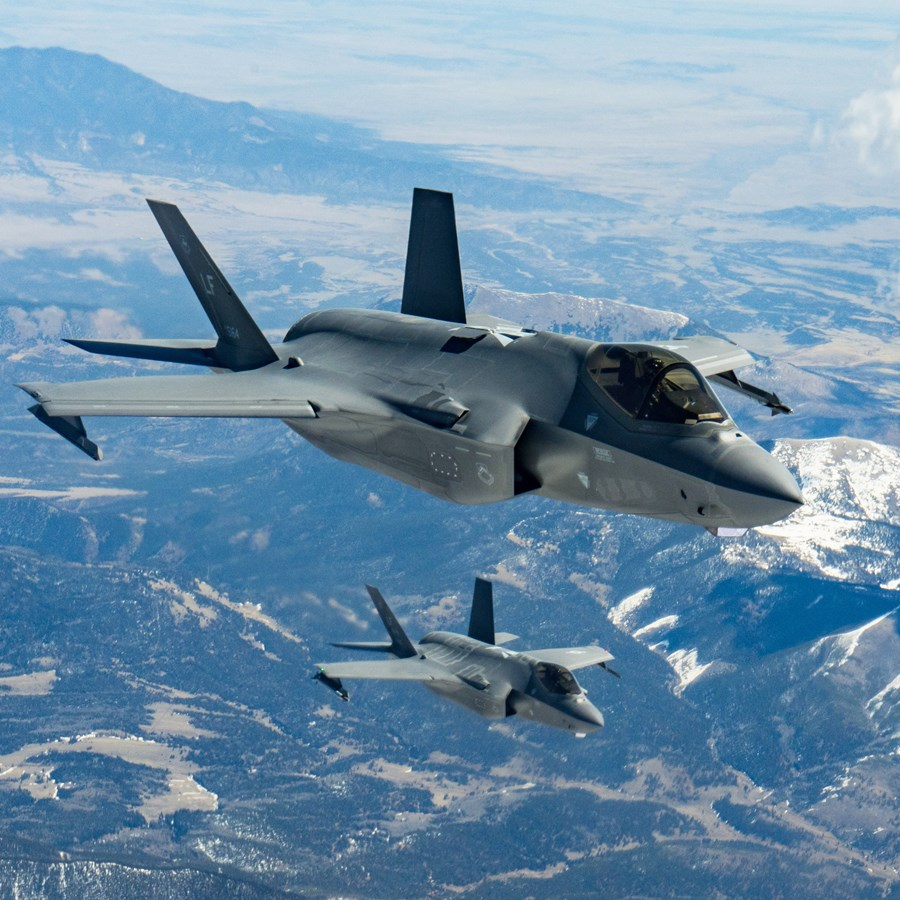 Aggie Pilots To Fly F-35As Over Kyle Before Vandy Game