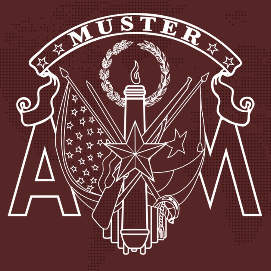 Add A Name To The 2021 Aggie Muster Roll