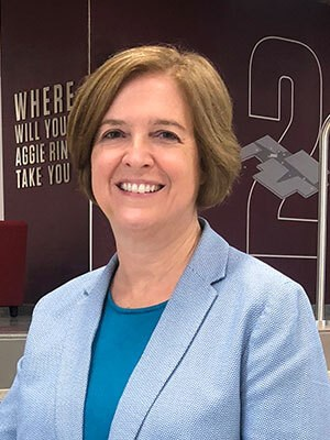 Vice Chancellor And Dean Kathy Banks Named Sole Finalist To Be Texas A&M President