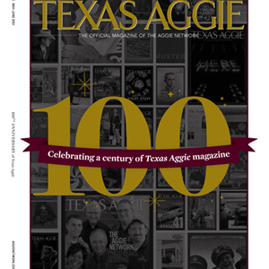 Read The Latest Texas Aggie Magazine